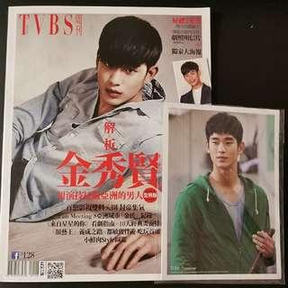 金秀賢TVBS