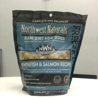 Northwest Naturals Whitefish & Salmon Recipe (12oz)