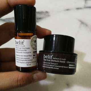 Belif True Tincture of chamomile