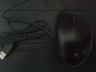 Mouse Black Logitech