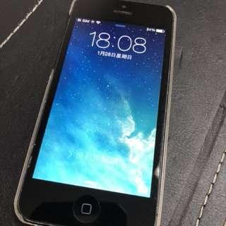 🚚 Iphone 5 32G 黑