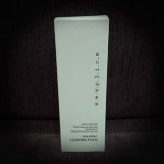 Korea Brand Skin-bright Cleansing Foam 150ml