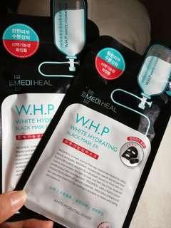 Mediheal White Hydrating Masks
