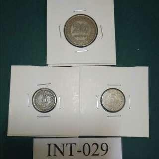 Coin lama MALAYA 1948 - ORIGINAL