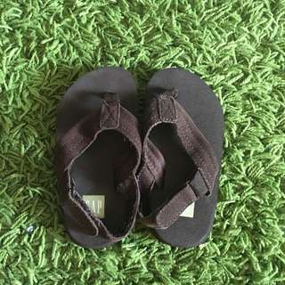 Sandal Gap Brown Color