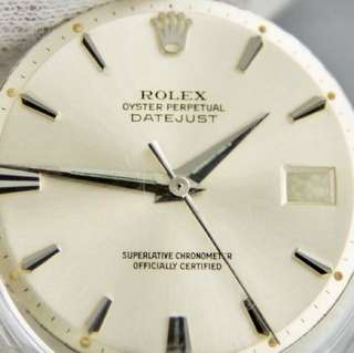 Rolex vintage 1601 Dial with hand sets