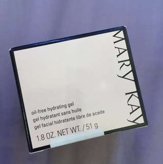marykay oil-free hydrating gel(change product so sell cheaper)