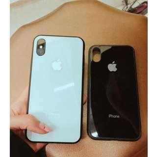 Iphone7/8玻璃鏡面機殻