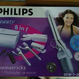 Multi styler for hair styling