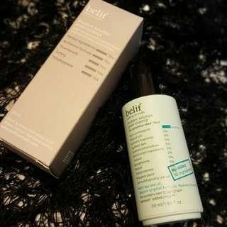 Award-winning Belif Problem Solution Green Essence - Acne Pimple Troubled Skin skincare