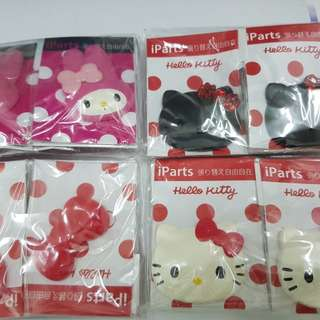 Wholesale Hello Kitty, Melody pouch, pantyhose magnets etc