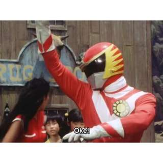 Taiyou Sentai Sun Vulcan Teks Indonesia Episode Lengkap