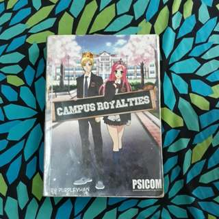 Campus Royalties written by Purpleyhan