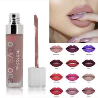 [PO]: Dose Of Colors Lip Gloss