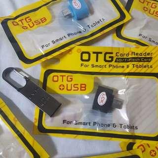 USB OTG 2.0 for Phone/Tablet