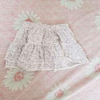 Baby skirt pink babies fashion 3-18m