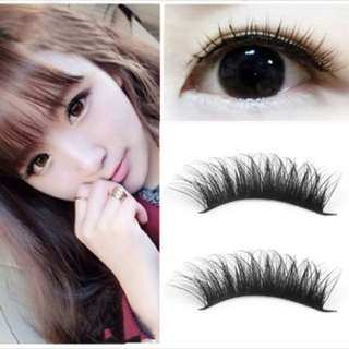 [PO]: False Eyelash Set 10pcs