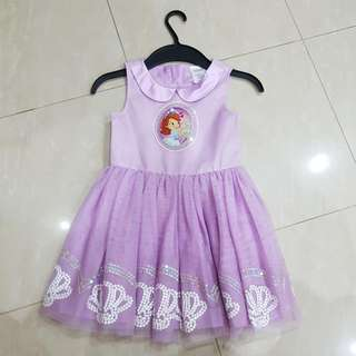 Authentic Disney Store Sofia The First Dress
