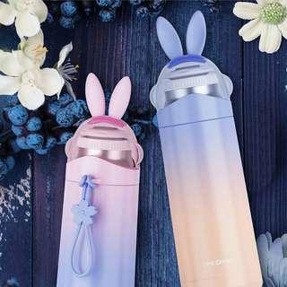 Hello Dream Rabbit Stainless Bottle