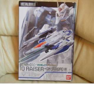 Metal Build O raiser from Gundam (want to buy) I have good price