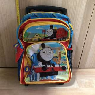 Kids Thomas Backpack with roller