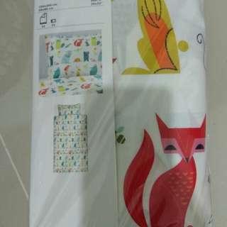Ikea Bedsheet & Quilt Cover