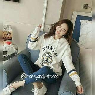 Korean Hoodie Sweater