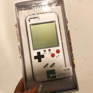 🎊 小量現貨 Game boy case iphone6~8plus