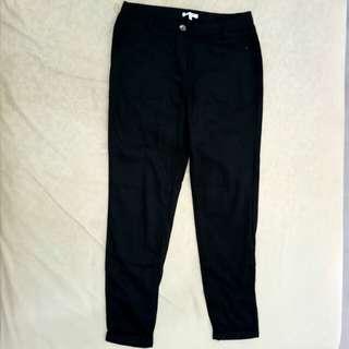COLORBOX Black Trousers Pants