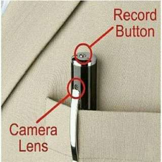 Hidden Spy Pen Video Camera Recorder