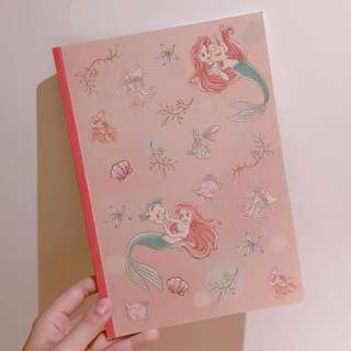 Ariel美人魚筆記簿🧜🏻♀️