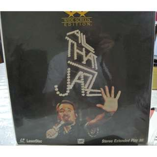 MY LASER DISC - LD ALL THAT JAZZ - //FREE DELIVERY