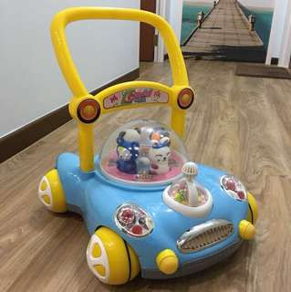 *To bless* Push Toy/ Baby walker