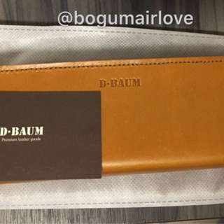 絕版朴寶劍同款皮製handmade 筆袋