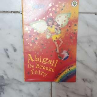Abigial-The breeze Fairy