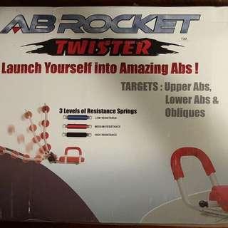 AB Rocket 腹肌鍛鍊機