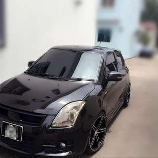 WTB!!! Suzuki Swift front bumper.