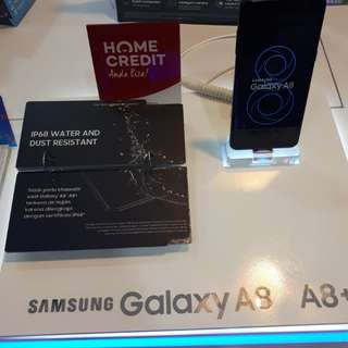 SAMSUNG Galaxy A8 New Promo Bisa Kredit