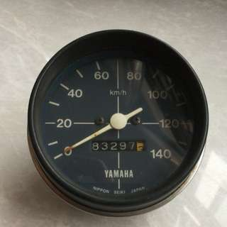 Speedometer for yamaha bike.