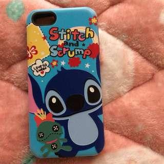 iP5/5s Lilo & Stitch Hard Case
