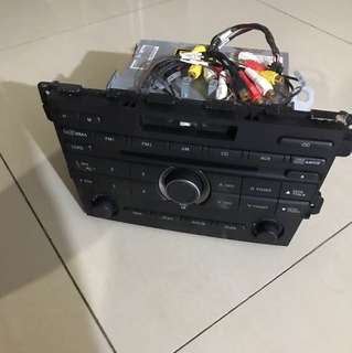 Mazda Cx7 Head unit copotan original