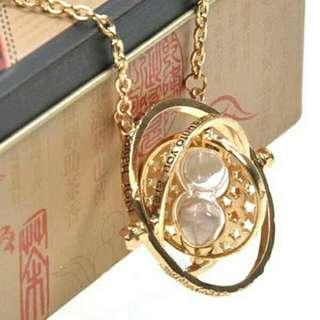 Harry Potter Timeturner Necklace
