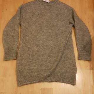 chalayan wool sweather