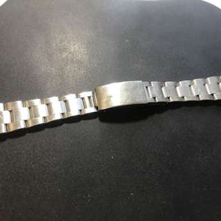 Rolex 78350 bracelet full links unpolished