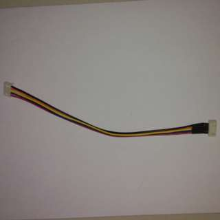 20cm Extension cable for 4S lipo battery