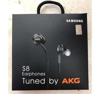 Headset samsung S8 S8 Plus AKG Earphone AKG Original Oem