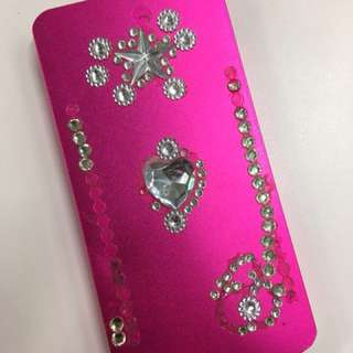 [USED] Portable Charger (pink)