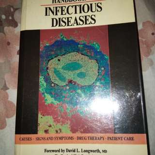 Handbook of Infectious Diseases