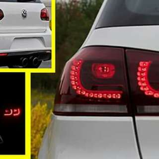 Volkswagen Golf GTI Mk6 LED tail lamp