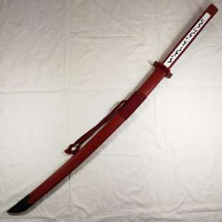 In Stock – AMS 0115 – Akame Ga Kill – Murasame Teigu – 斩赤红之瞳 – 妖刀村雨赤瞳刀